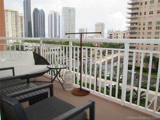 251 174th St #609, Sunny Isles Beach, FL 33160 (MLS #A10894581) :: United Realty Group