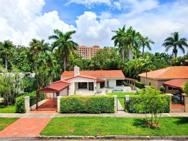 1027 SW 22 St, Miami, FL 33129 (MLS #A10894710) :: Laurie Finkelstein Reader Team