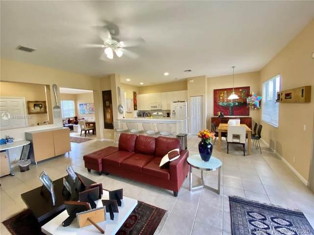 820 Tulip Cir, Weston, FL 33327 (MLS #A10894783) :: Green Realty Properties