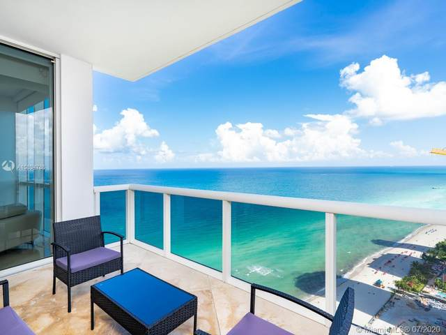 18101 Collins Ave #4902, Sunny Isles Beach, FL 33160 (MLS #A10894786) :: Carole Smith Real Estate Team