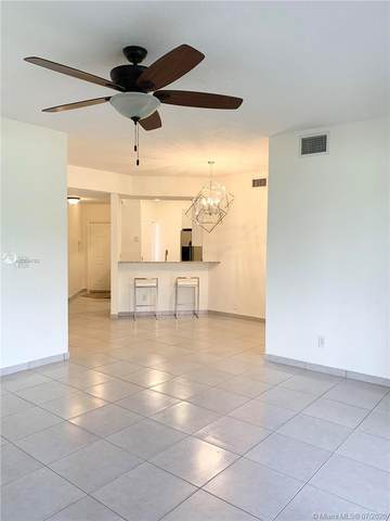 401 SW 158th Ter #106, Pembroke Pines, FL 33027 (MLS #A10894793) :: Carole Smith Real Estate Team