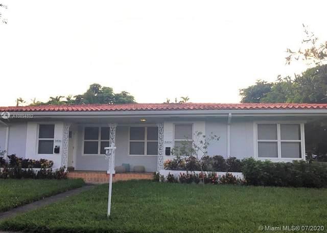 3404 Segovia St, Coral Gables, FL 33134 (MLS #A10894802) :: Berkshire Hathaway HomeServices EWM Realty