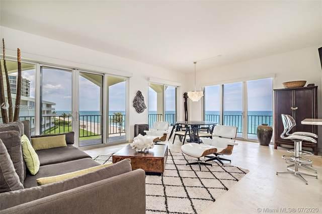 300 Beach Rd #408, Tequesta, FL 33469 (MLS #A10894962) :: Green Realty Properties