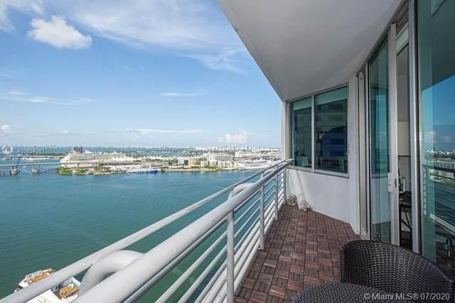 335 S Biscayne Blvd #3008, Miami, FL 33131 (MLS #A10894981) :: Carole Smith Real Estate Team