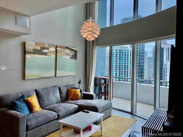 60 SW 13th St #3224, Miami, FL 33130 (MLS #A10895094) :: The Howland Group