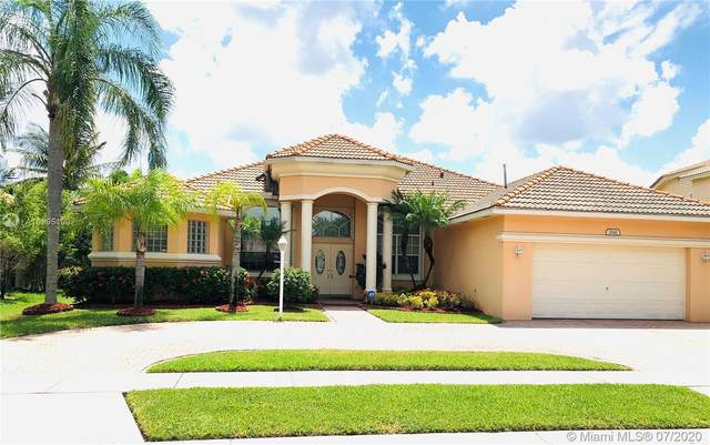 2141 NW 139th Ter, Pembroke Pines, FL 33028 (MLS #A10895109) :: Lifestyle International Realty