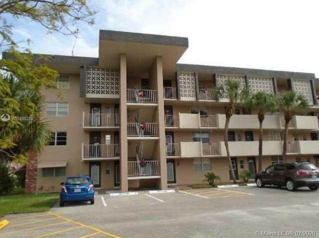 3051 NW 46 AVENUE #410, Lauderdale Lakes, FL 33313 (MLS #A10895253) :: Ray De Leon with One Sotheby's International Realty
