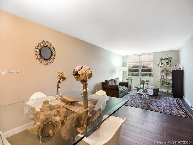 145 SE 25th Rd #501, Miami, FL 33129 (MLS #A10895457) :: The Jack Coden Group