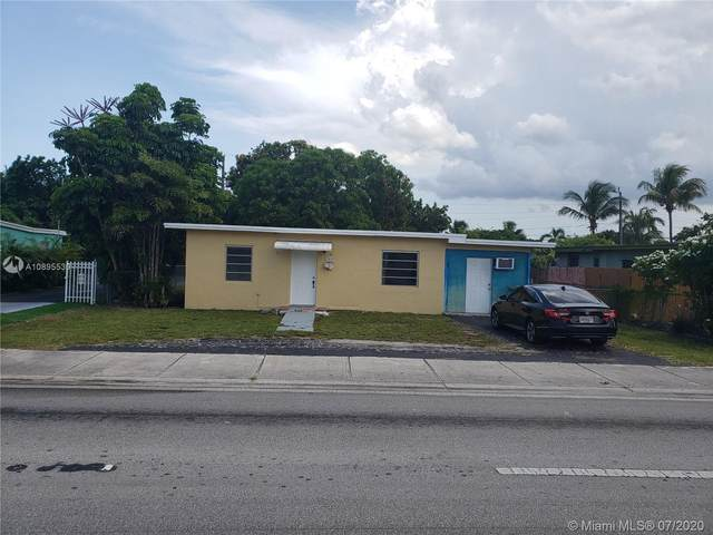 740 E 49th St, Hialeah, FL 33013 (MLS #A10895530) :: Berkshire Hathaway HomeServices EWM Realty