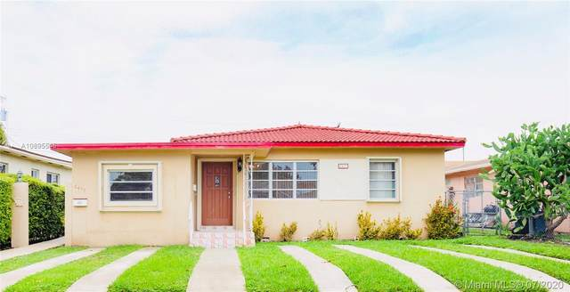 6457 SW 9th St, West Miami, FL 33144 (MLS #A10895546) :: Berkshire Hathaway HomeServices EWM Realty