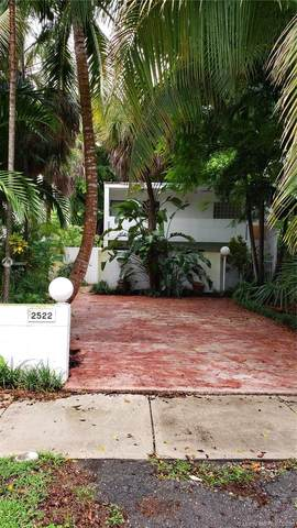 2522 Lincoln Ave, Miami, FL 33133 (MLS #A10895647) :: The Riley Smith Group