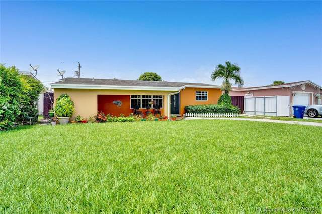 7937 Normandy St, Miramar, FL 33023 (MLS #A10895670) :: The Teri Arbogast Team at Keller Williams Partners SW