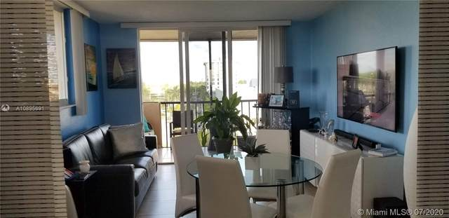 12590 NE 16th Ave #611, North Miami, FL 33161 (MLS #A10895691) :: Ray De Leon with One Sotheby's International Realty