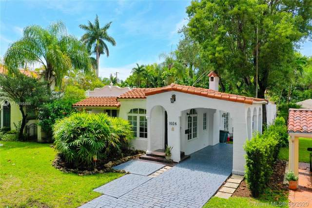 1024 Almeria Ave, Coral Gables, FL 33134 (MLS #A10895864) :: United Realty Group