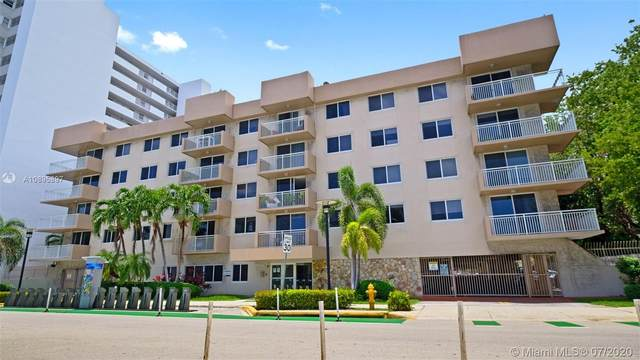 1666 West Ave #304, Miami Beach, FL 33139 (MLS #A10895897) :: Prestige Realty Group