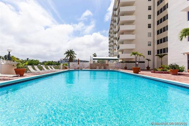 401 Golden Isles Dr #603, Hallandale Beach, FL 33009 (MLS #A10896050) :: Ray De Leon with One Sotheby's International Realty