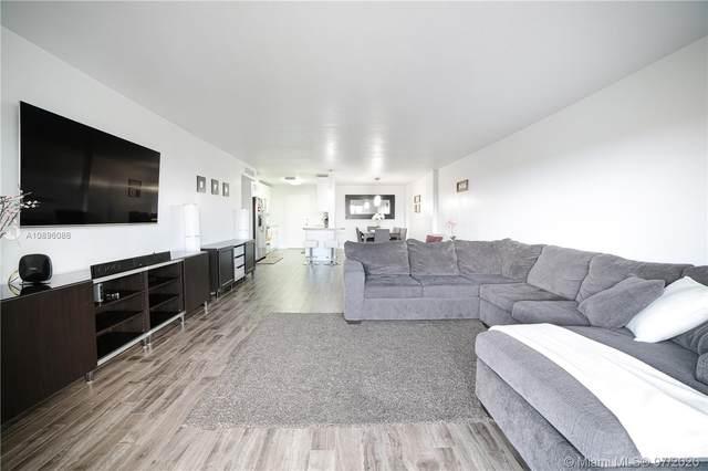 800 NE 195th St #505, Miami, FL 33179 (MLS #A10896086) :: Berkshire Hathaway HomeServices EWM Realty