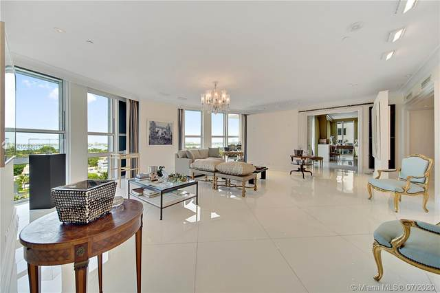 10225 Collins Ave #703, Bal Harbour, FL 33154 (MLS #A10896113) :: Podium Realty Group Inc