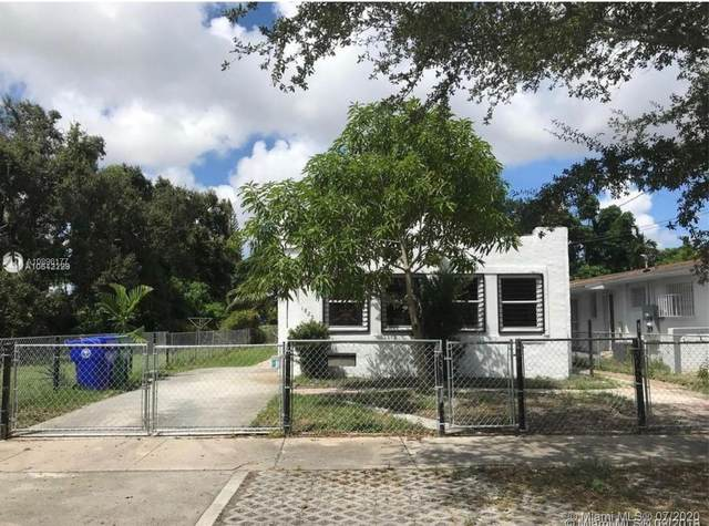 1825 NW 44th St, Miami, FL 33142 (MLS #A10896177) :: Berkshire Hathaway HomeServices EWM Realty