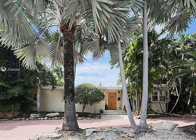 1251 100th St, Bay Harbor Islands, FL 33154 (MLS #A10896228) :: The Riley Smith Group