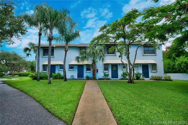 412 N Cypress Dr #16, Tequesta, FL 33469 (MLS #A10896249) :: Green Realty Properties