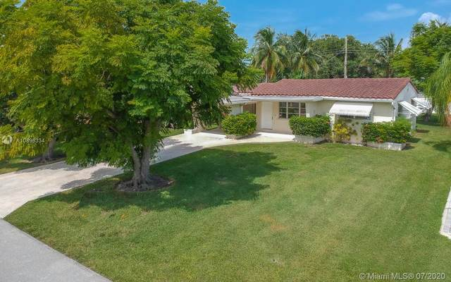 1023 N Golf Dr, Hollywood, FL 33021 (MLS #A10896334) :: Berkshire Hathaway HomeServices EWM Realty