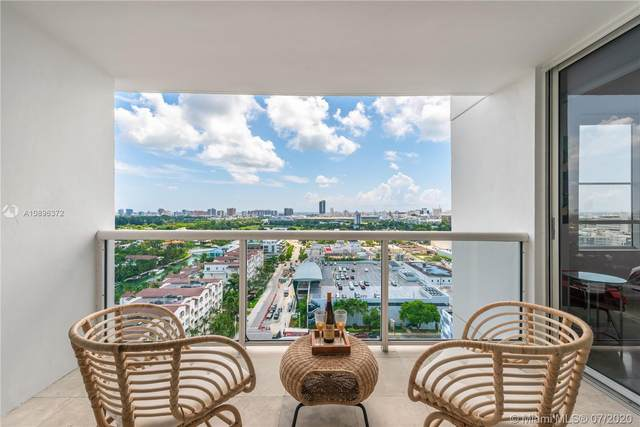 1900 Sunset Harbour Dr #1907, Miami Beach, FL 33139 (MLS #A10896372) :: The Pearl Realty Group