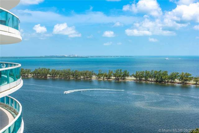2127 Brickell Ave #2405, Miami, FL 33129 (MLS #A10896520) :: Ray De Leon with One Sotheby's International Realty