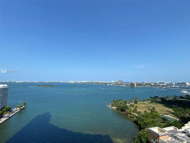 2020 N Bayshore Dr #1707, Miami, FL 33137 (MLS #A10896528) :: Carole Smith Real Estate Team