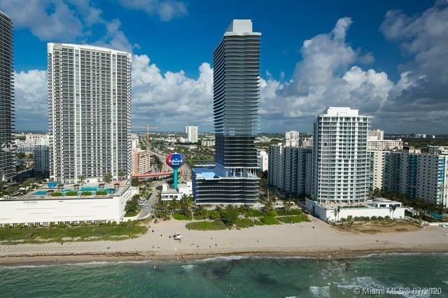 4111 S Ocean Dr #1411, Hollywood, FL 33019 (MLS #A10896565) :: Berkshire Hathaway HomeServices EWM Realty