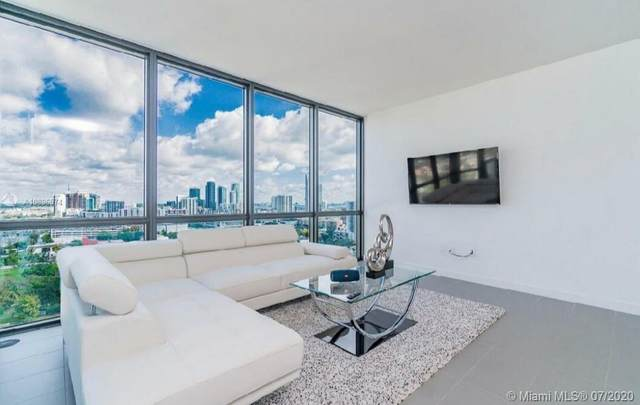 1600 NE 1st Ave #1916, Miami, FL 33132 (MLS #A10896574) :: Green Realty Properties