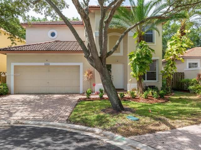 16116 Opal Creek Dr, Weston, FL 33331 (MLS #A10896598) :: Berkshire Hathaway HomeServices EWM Realty