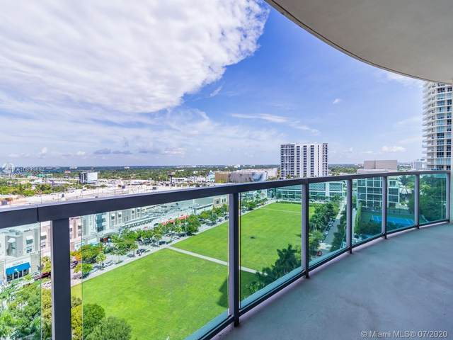 3301 NE 1st Ave H1207, Miami, FL 33137 (MLS #A10896694) :: The Azar Team