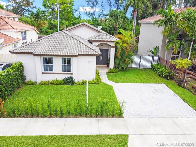 12977 NW 11th Ter, Miami, FL 33182 (MLS #A10896731) :: Berkshire Hathaway HomeServices EWM Realty