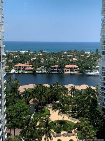 21055 Yacht Club Dr #1902, Aventura, FL 33180 (MLS #A10896998) :: ONE Sotheby's International Realty