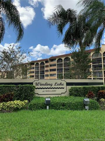 10043 Winding Lake Rd #103, Sunrise, FL 33351 (MLS #A10897010) :: Berkshire Hathaway HomeServices EWM Realty