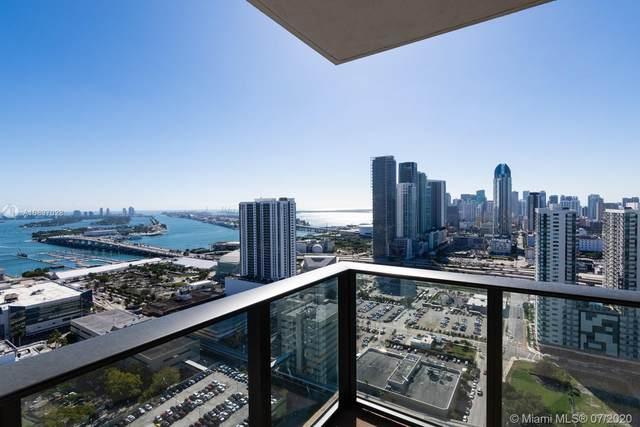1600 NE 1st Ave #3606, Miami, FL 33132 (MLS #A10897028) :: Green Realty Properties