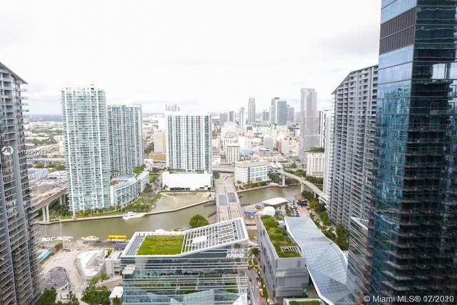 45 SW 9th St #4110, Miami, FL 33130 (MLS #A10897057) :: Berkshire Hathaway HomeServices EWM Realty