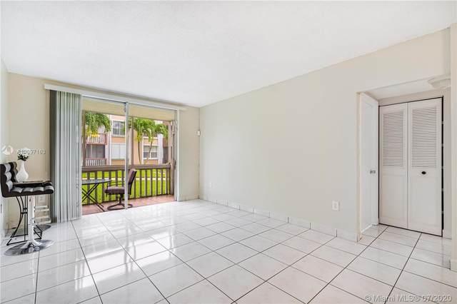 6707 NW 169th St A110, Hialeah, FL 33015 (MLS #A10897163) :: Grove Properties