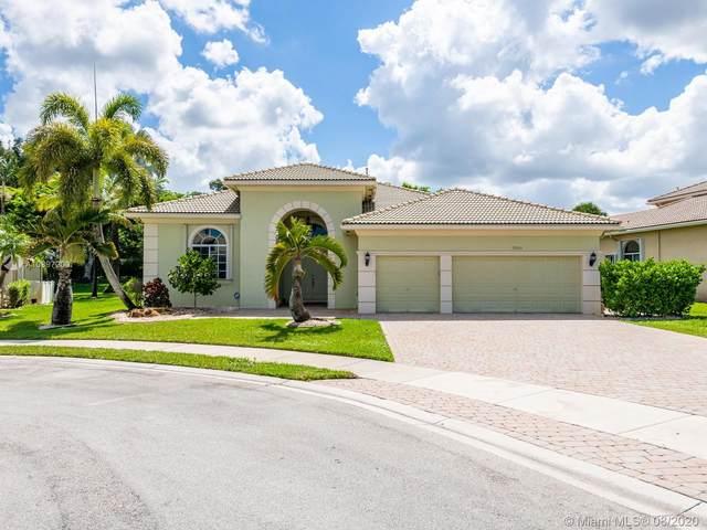 19003 SW 60th Ct, Pembroke Pines, FL 33332 (MLS #A10897200) :: Green Realty Properties