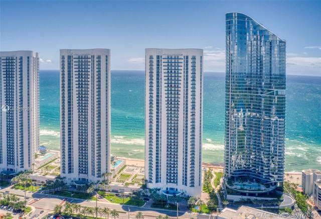 15811 Collins Ave #804, Sunny Isles Beach, FL 33160 (MLS #A10897208) :: The Pearl Realty Group