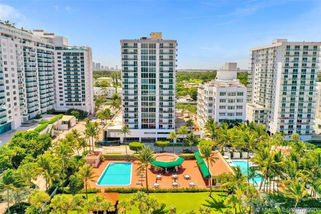 2401 Collins Ave #1210, Miami Beach, FL 33140 (MLS #A10897246) :: The Teri Arbogast Team at Keller Williams Partners SW