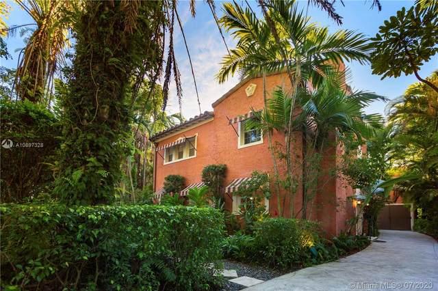 5008 Alhambra Cir, Coral Gables, FL 33146 (MLS #A10897328) :: Laurie Finkelstein Reader Team