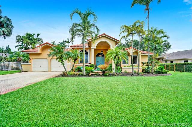13251 SW 16th Ct, Davie, FL 33325 (#A10898512) :: Real Estate Authority