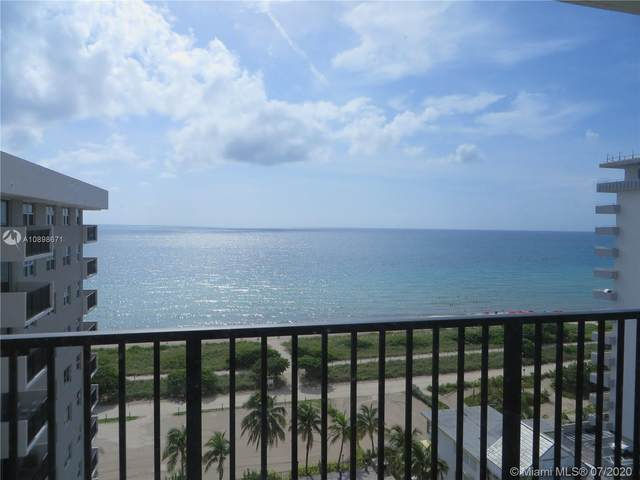 9273 Collins Ave Ph11, Surfside, FL 33154 (MLS #A10898671) :: The Jack Coden Group