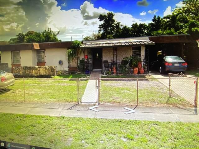 4920 NW 192nd St, Miami Gardens, FL 33055 (MLS #A10898736) :: Carole Smith Real Estate Team