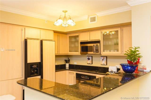 2080 S Ocean Dr #504, Hallandale Beach, FL 33009 (MLS #A10898836) :: The Pearl Realty Group