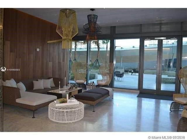 68 SE 6th St #3810, Miami, FL 33131 (MLS #A10898883) :: Berkshire Hathaway HomeServices EWM Realty