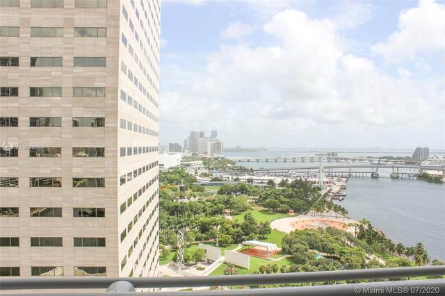 325 S Biscayne Blvd #2514, Miami, FL 33131 (MLS #A10898896) :: Prestige Realty Group