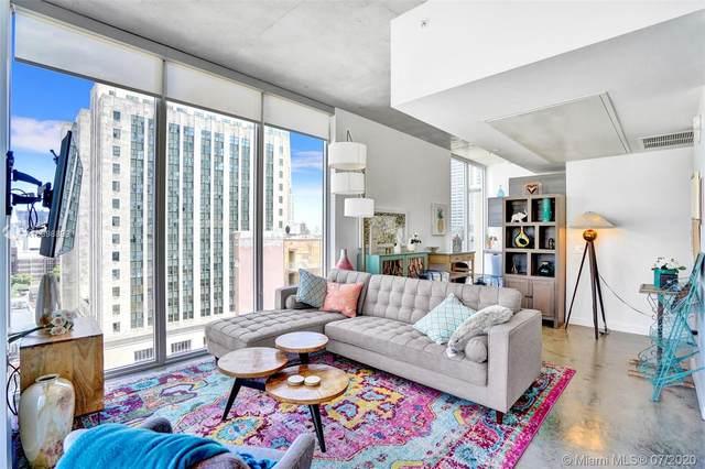 151 SE 1st St #1110, Miami, FL 33131 (MLS #A10898899) :: Berkshire Hathaway HomeServices EWM Realty